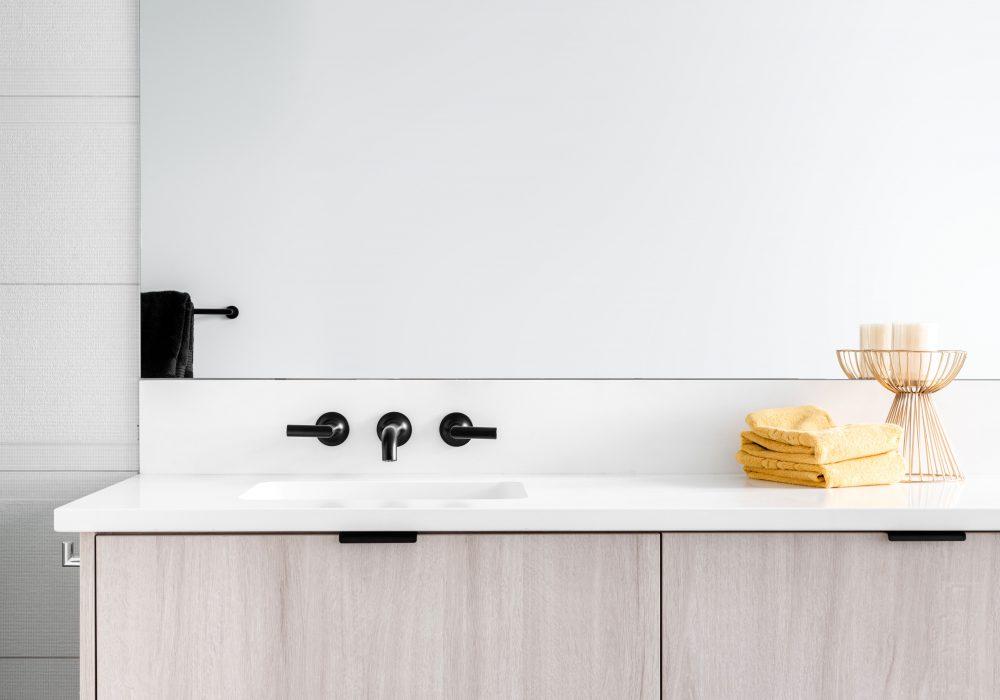 Cabico Custom Cabinets - Projet salle de bain 2 The Lookout - vue rapprochée
