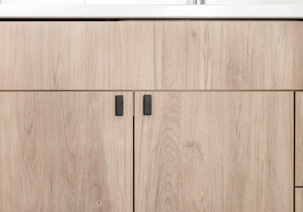 Cabico Custom Cabinets - Projet salle de bain The Lookout - vue rapprochée