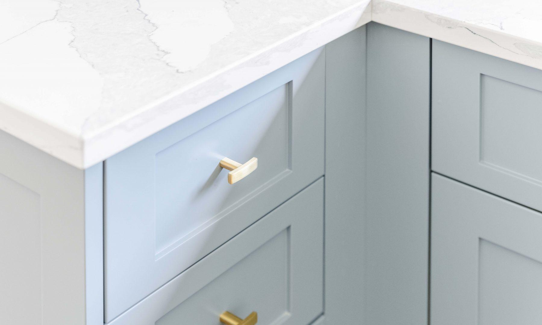 Cabico Custom Cabinets - Projet cuisine Royal Oak - vue rapprochée