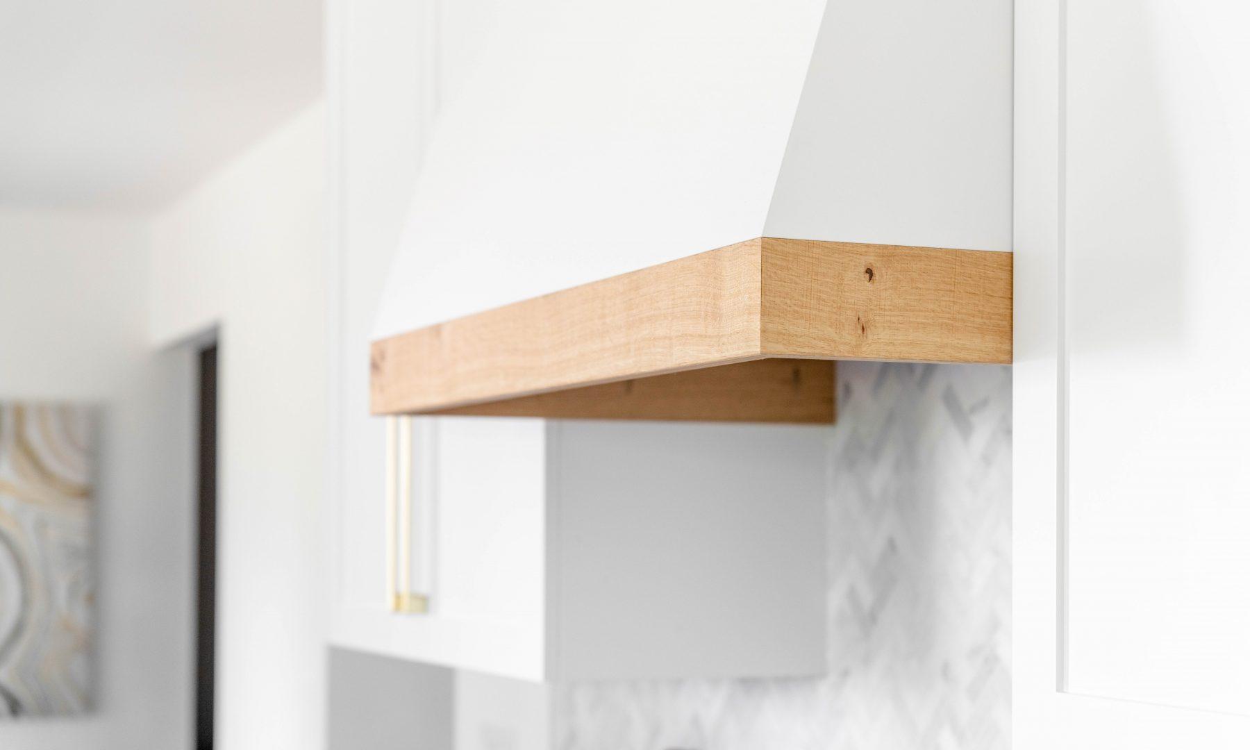Cabico Custom Cabinets - Royal Oak Hood project - left side view