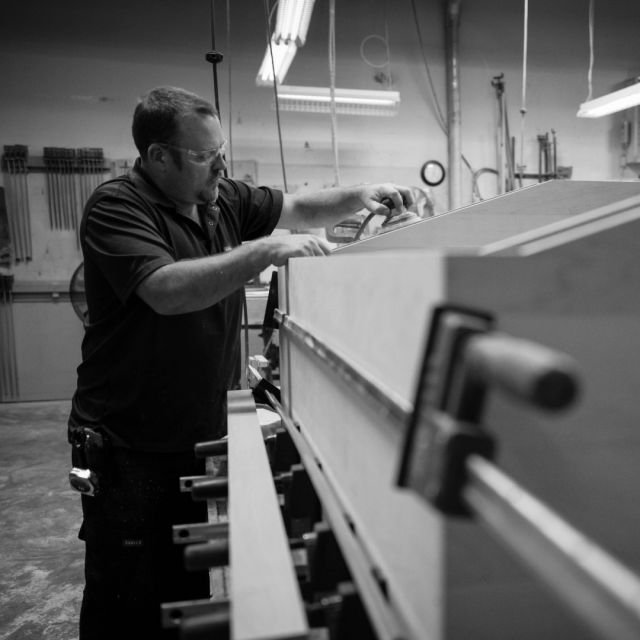 There's a human touch in everything we do.  . For more than 35 years, Cabico has been revealing the distinctive character of the most creative designs through impeccable fabrication and workmanship. . . . . #CustomCabinetry #CabicoCabinetry #CustomCabinets #HumanTouch #HumanTouchProgram #CabicoHumanTouch #InteriorDesign #Cabinetry #CabinetryDesign #Cabico #HelloCabico